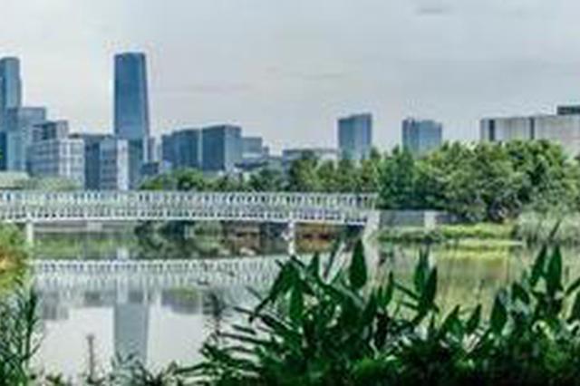 宁波市内累计新建140公里绿道 总里程已突破1300公里