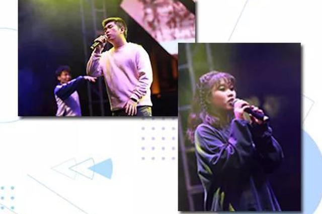 宁波大学生音乐盛典在天一广场启幕 现场人气火爆