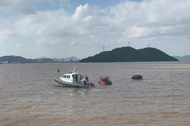 象山海事海上应急救助演习 参演人员20余人