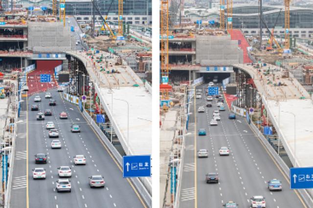 杭州机场启用新建南保通路 开车去机场要记住5点提示