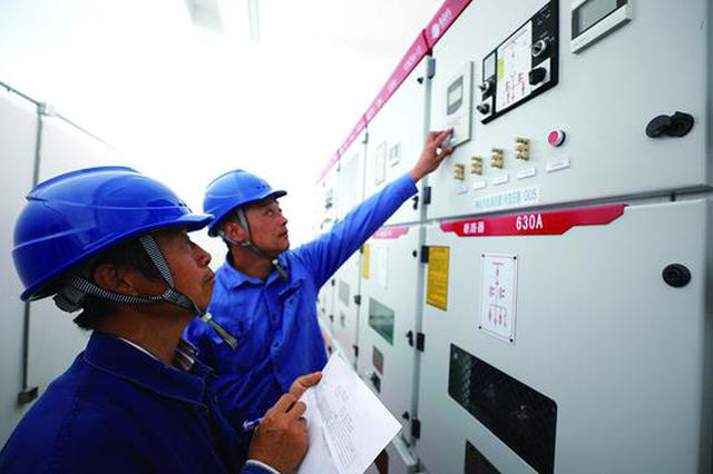 象山电力全开护航重点工程 2台变压器正式送电投产