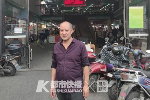立冬后杭州人又开始馋香肠 开张第一天流水超1万元