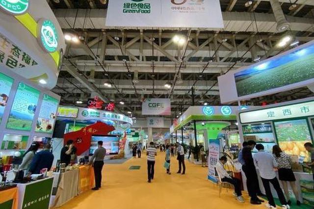 中国绿色食品博览会厦门举办 宁波16家绿色食品企业参展
