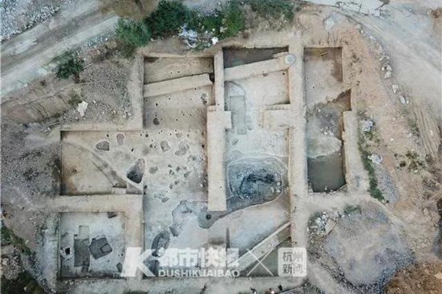 宁波一条马路开工受到全国关注 挖出300多件文物(图)