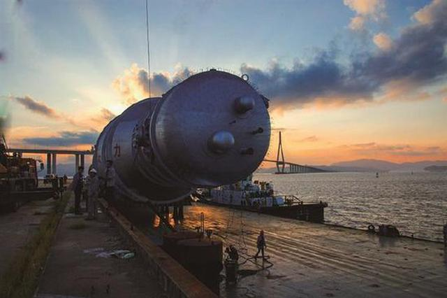 象山海洋区域建设取得成功 深耕海洋资源向海图强