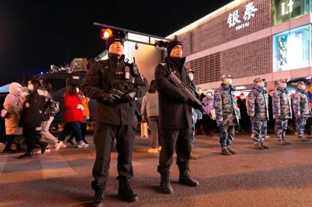 新年平安 杭州警方全力投入确保元旦假期安定祥和
