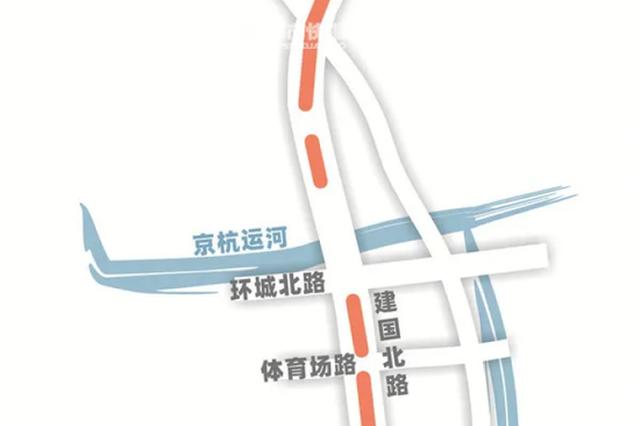杭州建国路附近居民等着急 被施工围挡围多年啥时能好