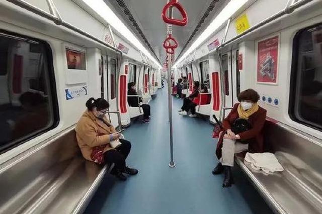 甬地铁今起全线乘客测温进站 体温正常方能进站乘车