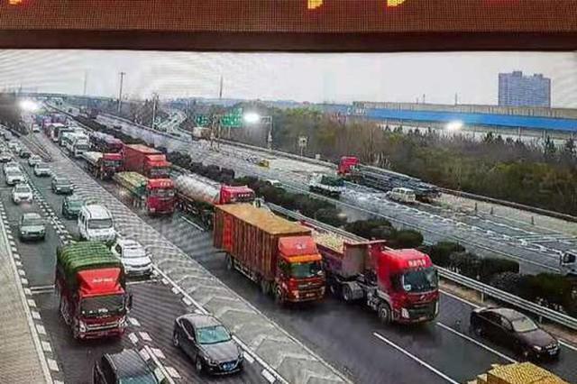 2021年春运即将开始 杭州高速交警发布官方出行攻略