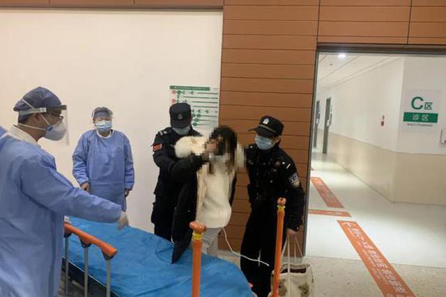 浙江一孕妇独自在家即将生产 24岁女警紧急出动