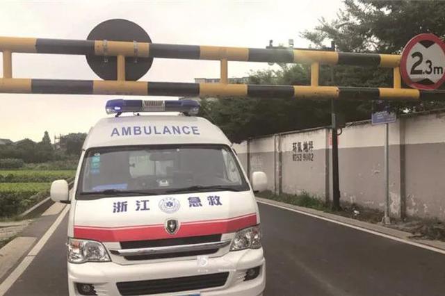 杭州萧山去年开始整治限高杆 但新问题随之而来