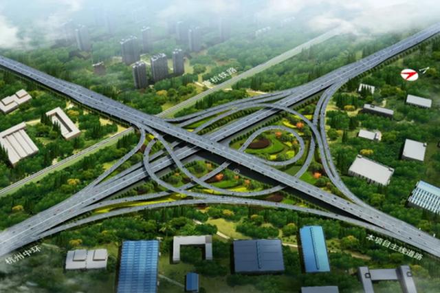 杭州多条重要道路建设有新进展 有你家门口的吗
