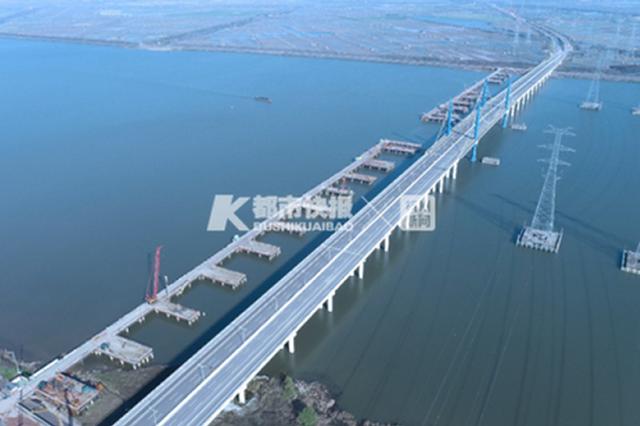 杭甬间第二条高速公路建成后 1小时从杭州开到宁波