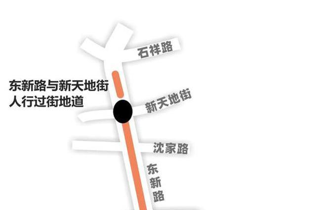 杭州地鐵5號線開通已久 建國路東新路何時撤掉圍擋