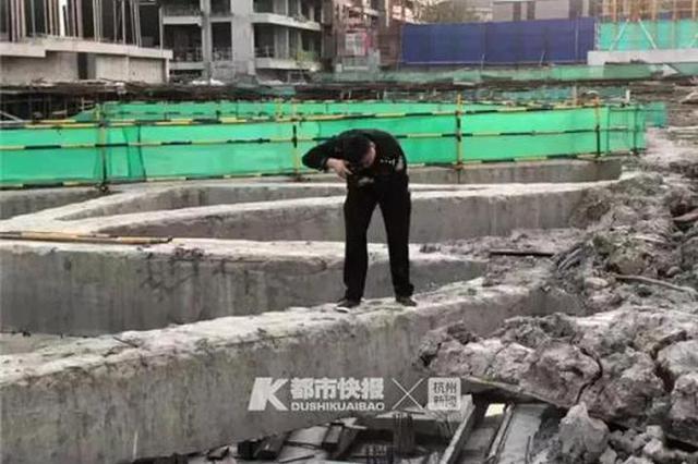 办案时从7楼坠落的浙江民警鲍伟杰 已转入普通病房
