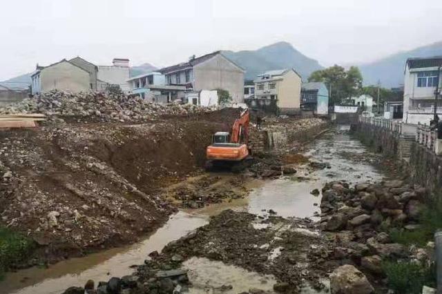 奉化松岙安排启动8项水利工程建设 总投资超5亿元