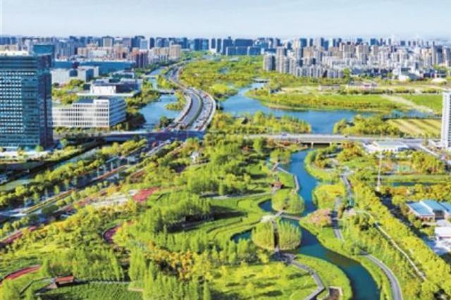 """宁波将新增绿地300公顷 围绕""""公园城市""""建设理念"""