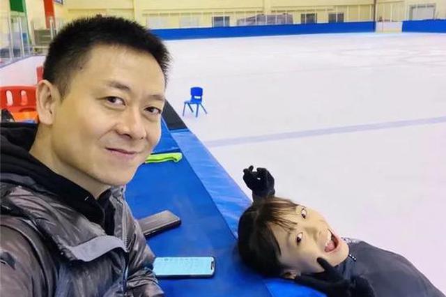 杭州一小学 出了个目前浙江最年轻的花滑三级运动员
