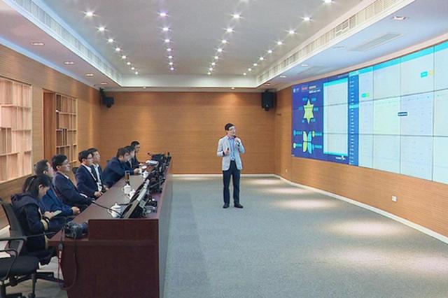 潘银浩专题调研数字化改革工作 并召开专题推进会