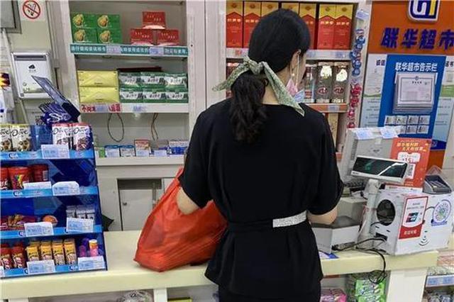 浙江超市塑料袋从3毛涨到1块 使用可降解的环保材料