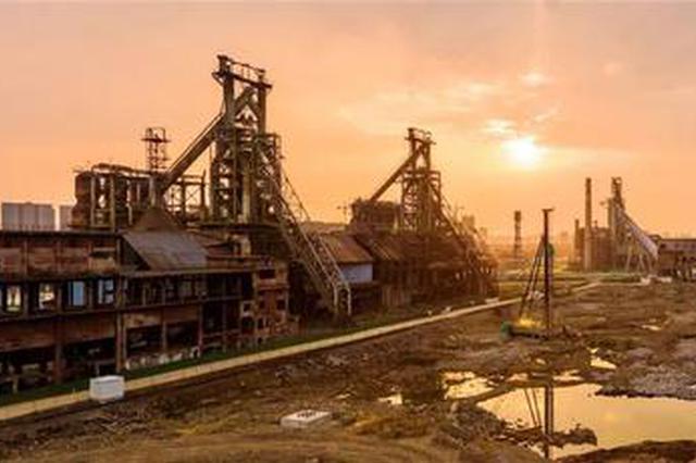 杭钢遗址公园明年部分开放 杭州大城北实施170个项目