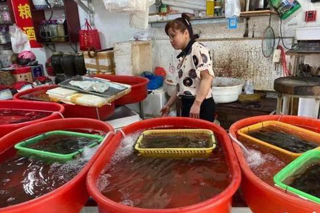 淡水鱼集体涨价? 杭州人爱吃的这几样水产便宜了