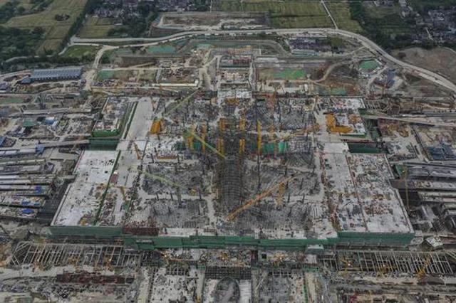 杭州云城建设最新进展 计划建设百亿大项目11个
