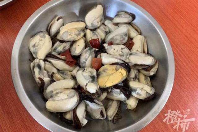 浙江发布消费提醒 谨慎食用贝类海鲜以防食物中毒