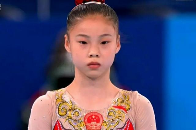 宁波拿下奥运第五金 管晨辰获体操女子平衡木金牌