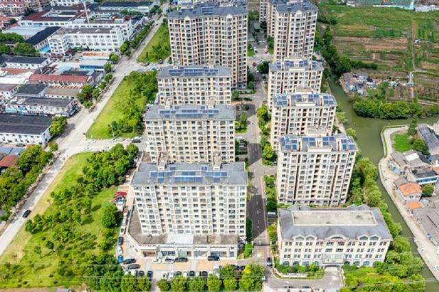 不断提升 高桥长乐社区努力打造未来居住示范园区