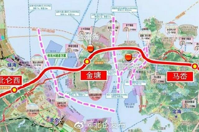 新建宁波至舟山铁路北仑段先行用地获自然资源厅批准