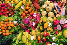 西班牙水果市场