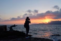 普陀山的日出