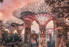 新加坡滨海景观