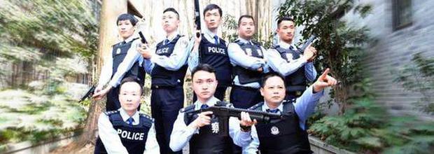 90后杭州民警说唱宣传防范网络诈骗 还是足球健将