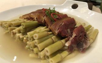 一首诗一道菜 金华五位名厨炮制艾青宴