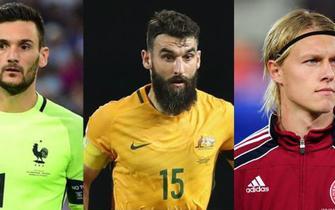 同组法澳丹三队联名为秘鲁传奇射手请愿进世界杯