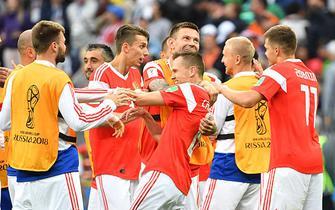 俄罗斯世界杯揭幕战大胜对手