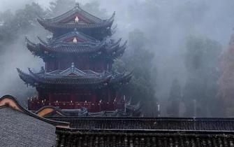 台州这个地方1300年前就是热门旅游