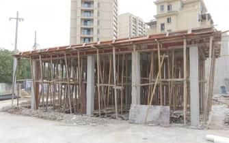 三门生态公厕建设