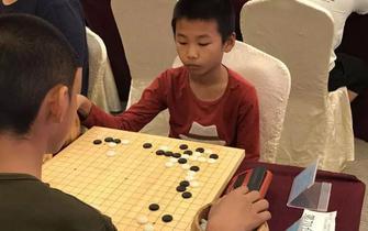 天台小将得全国业余围棋赛桂冠