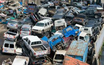 机动车报废回收拆解企业技术规范来