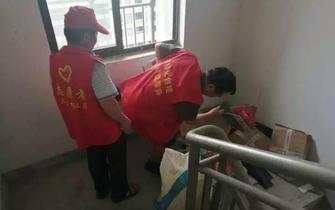 三江街道创建添帮手