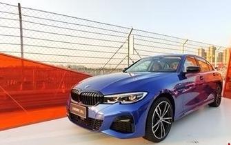 全新BMW3系携六款车型上市 售价31.39-36.39万元