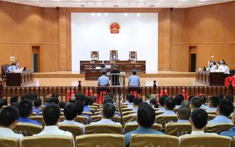兰溪组织公开庭审旁听教育