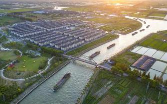 第一批嘉兴市生态文明建设示范镇 海盐榜上有名