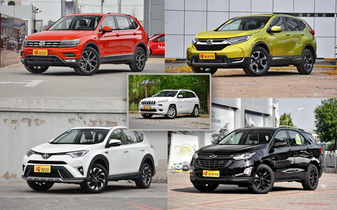 20万元级别 国内主流中型SUV良心推荐