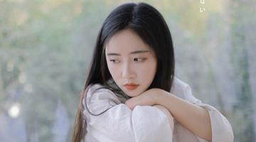 浙江1校花婚纱照仙气十足