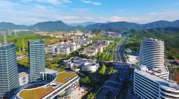 杭州临安分区将新建高铁机场学校
