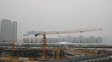 杭州,为世游赛呐喊为亚运会助力